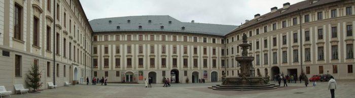 Картинная галерея в Праге