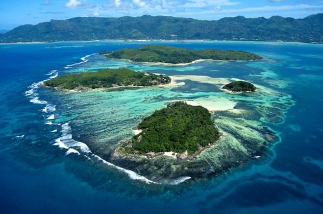 Национальный морской парк Святой Анны на острове Маэ