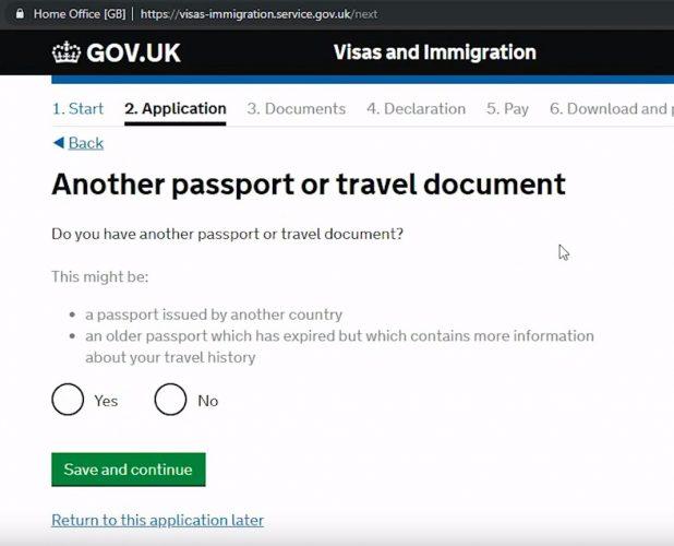 Показать все заграничные паспорта