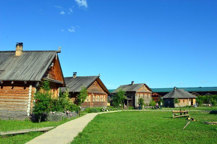 Этномир в Боровске