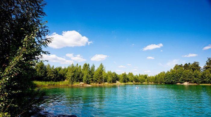 Голубое озеро (поселок Фосфоритный)