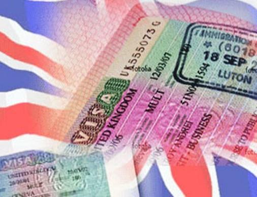 Заполнение анкеты для оформления визы в Великобританию