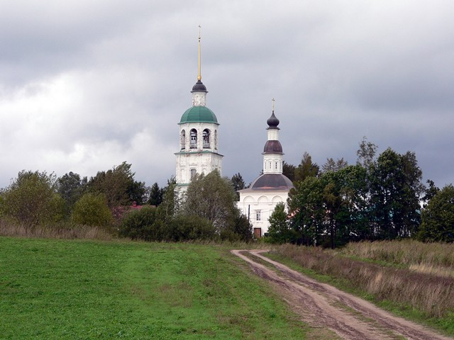 Успенский Колоцкий женский монастырь.