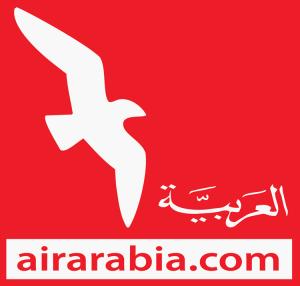 Логотип Air Arabia