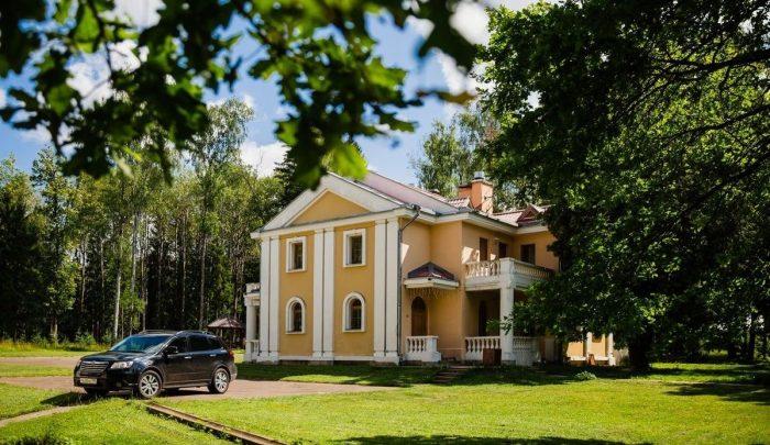 Загородный отель «Усадьба Малеевка» Московская область