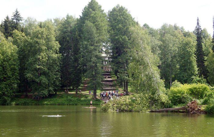Парк Середниково