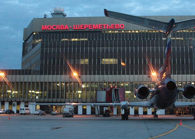 Пересадка в аэропорту Шереметьево