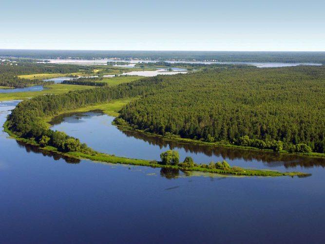Национальный парк Завидово