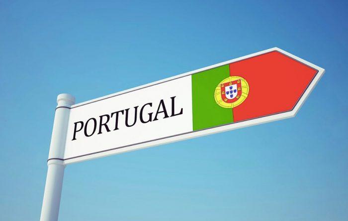 Знак Португалии