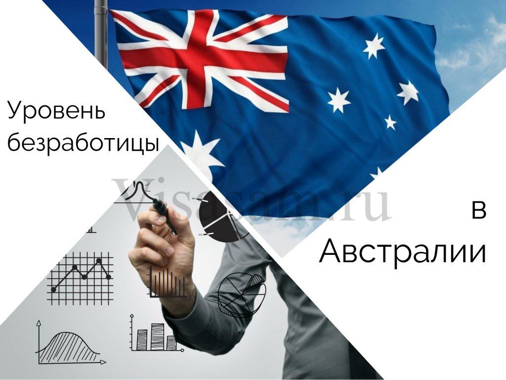 Уровень безработицы в Австралии