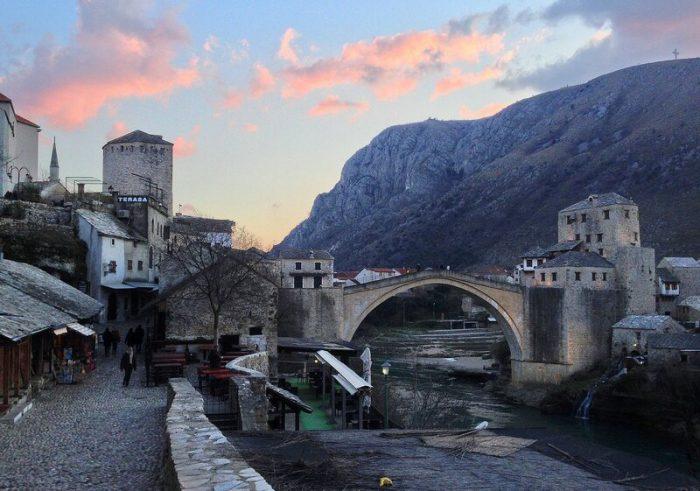 Зима в Боснии и Герцеговине