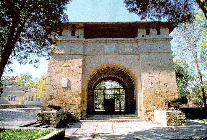 «Русские ворота» в Анапе