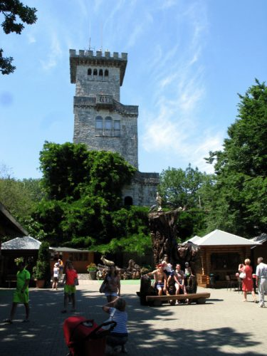 Ашунская башня