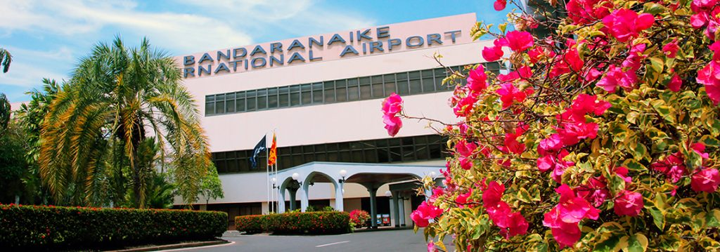 Аэропорт Соломона Бандаранаике в Коломбо