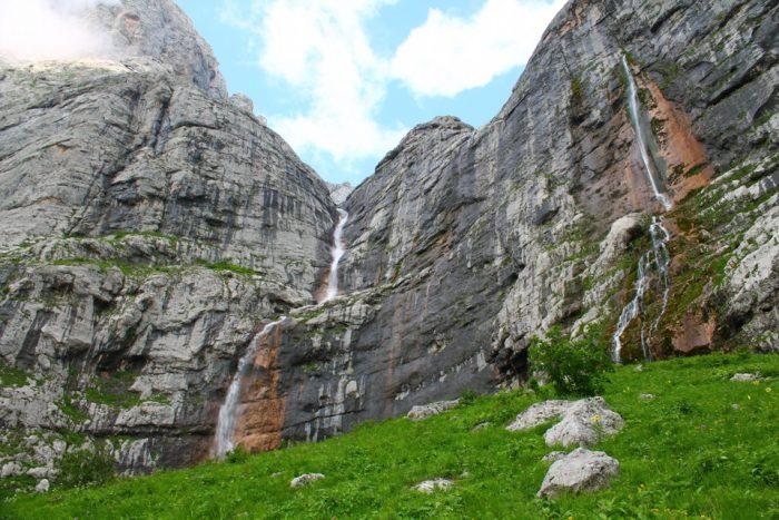 Фиштинский водопад