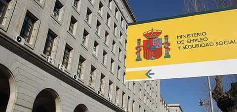 Министерство занятости и социальной защиты Испании
