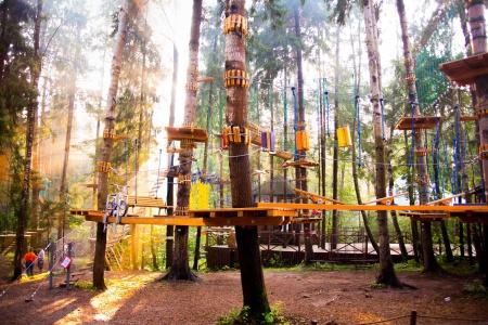 Парк «Приключений»