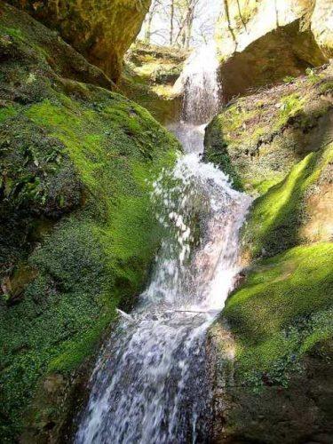 Водопад «Пасть дьявола»