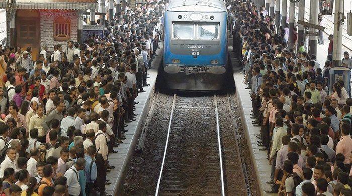 Поезд в Шри-Ланке