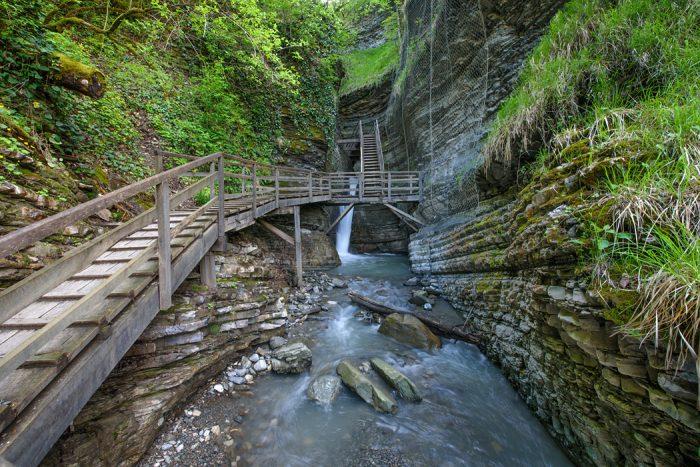 Водопад «Псыдах»