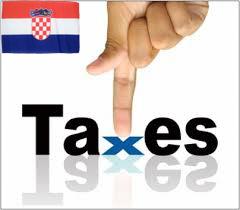 Налоги в Хорватии
