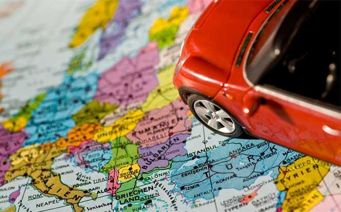 Поездка в Болгарию на машине из Москвы в 2021 году