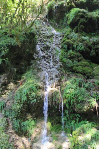 Водопад «Плачущие скалы»