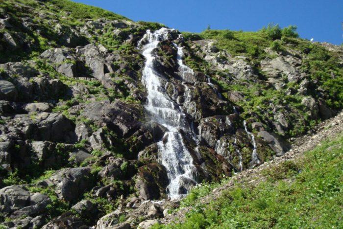 Медвежий водопад - Сочи