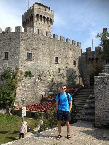 замки Сан-Марино
