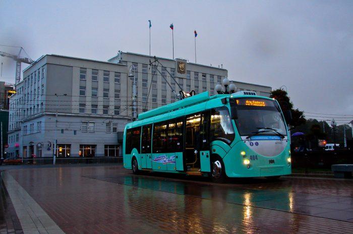 Общественный транспорт Калининграда