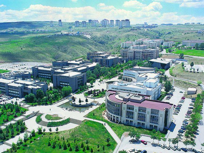Городок университета Билькент
