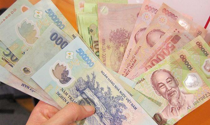 как выглядят деньги вьетнама