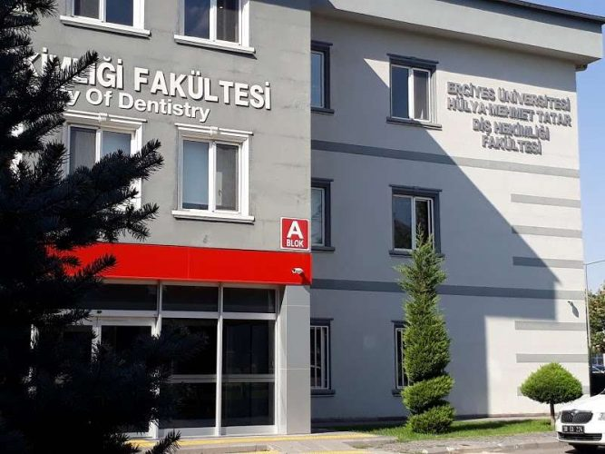 Университет Эрджиес