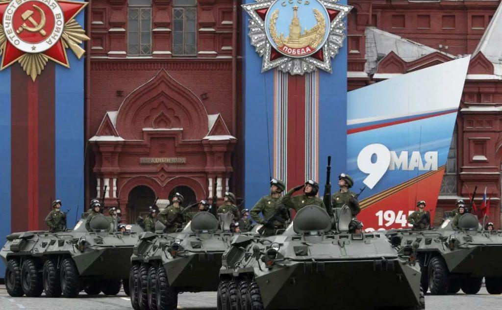 Куда поехать на 9 мая по России