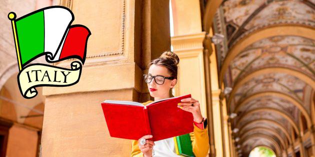 Поступление в университет Италии