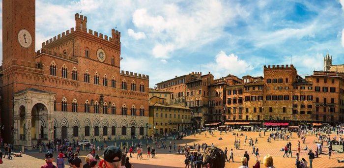 Сиенский Universita degli Studi di Siena