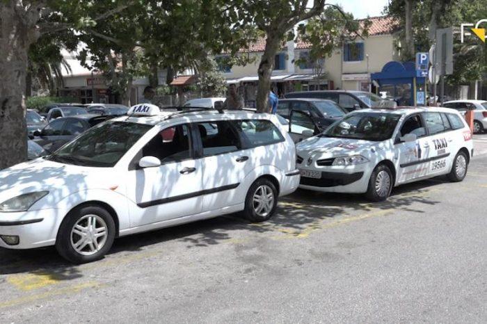 Такси в Будве