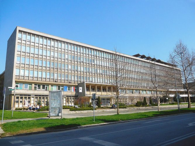 Технический университет в Кошице