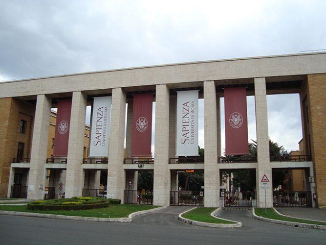 Римский университет La Sapienza
