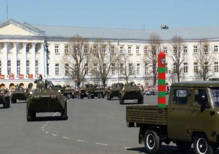 Парад 9 Мая в Ярославле