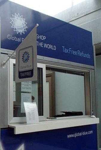Стойка global tax free