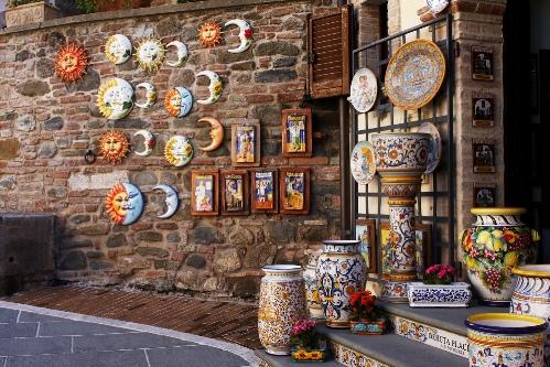 керамические изделия из Литвы