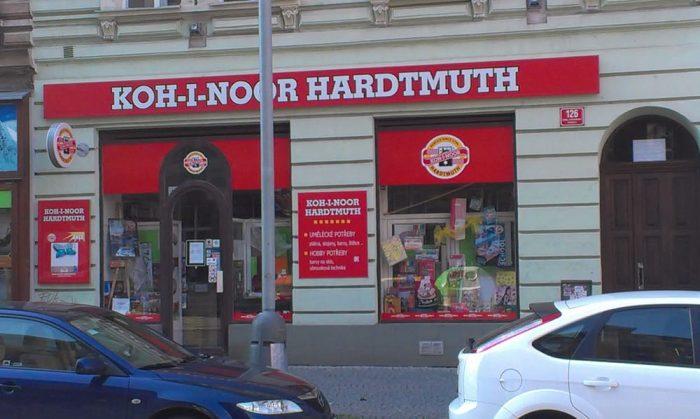Фирменный магазин KOH-I-NOOR