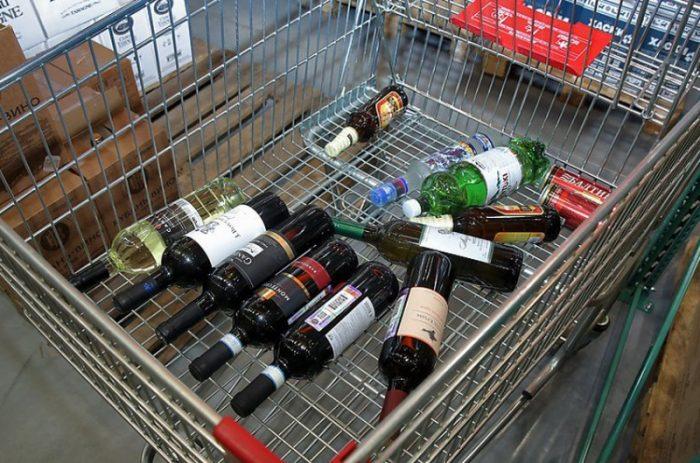 сколько можно купить алкоголя на одного в катаре
