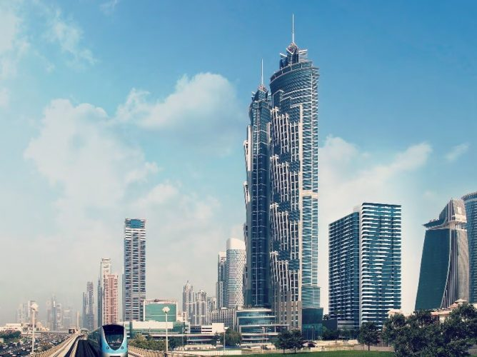 Merano Tower в Дубае