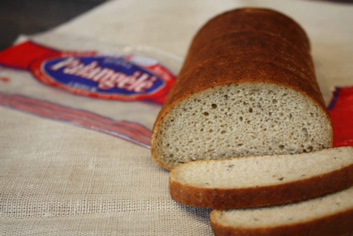 балтийский хлеб с тмином из литвы