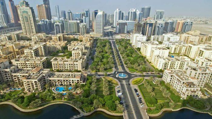 The Greens в Дубае