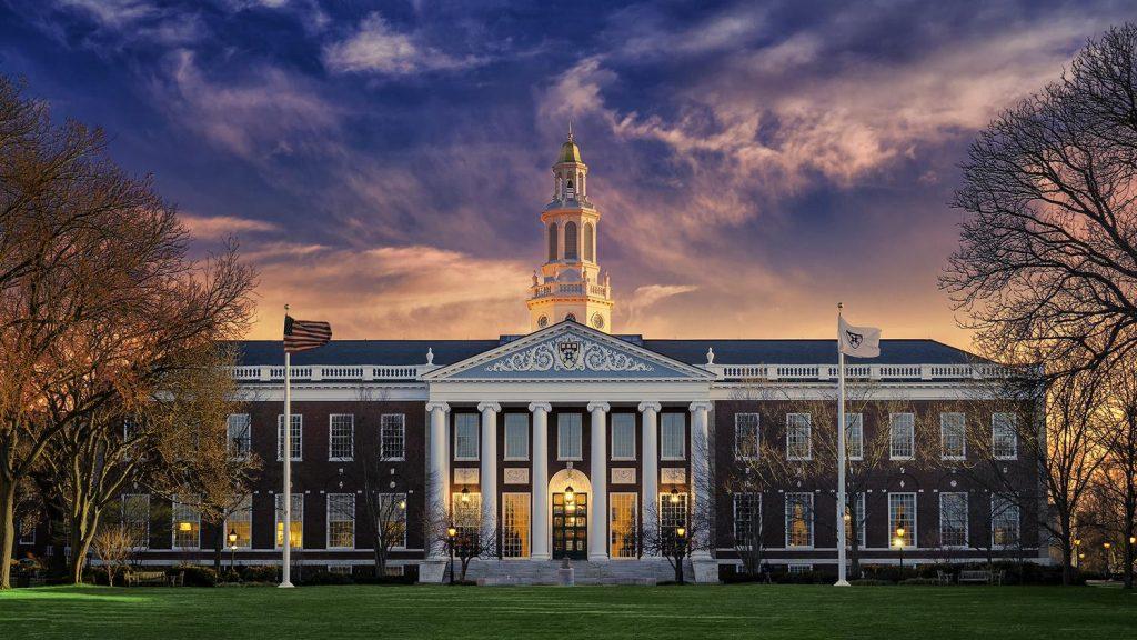 Как можно поступить в университет Гарварда из России