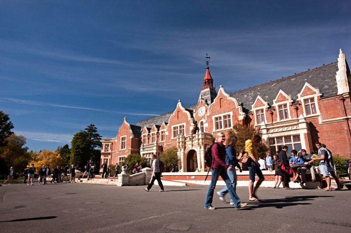 Lincoln-University (Новая Зеландия)