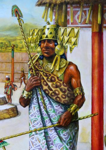 Индейское племя в Латинской Америке